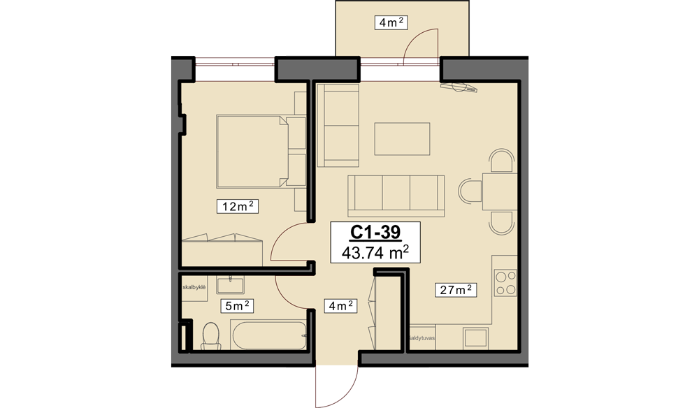 C1 39