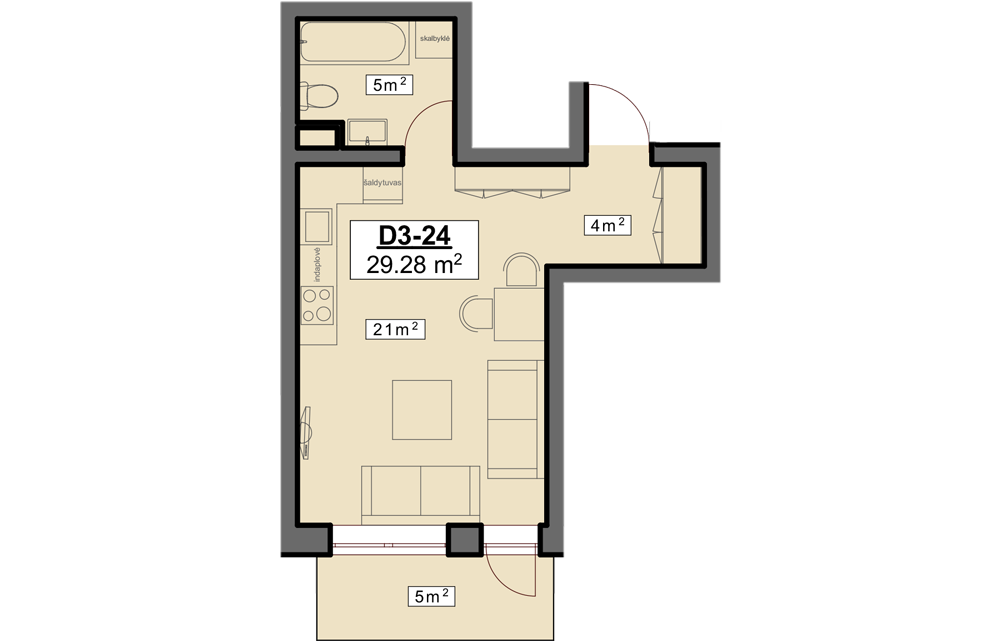 D3 24