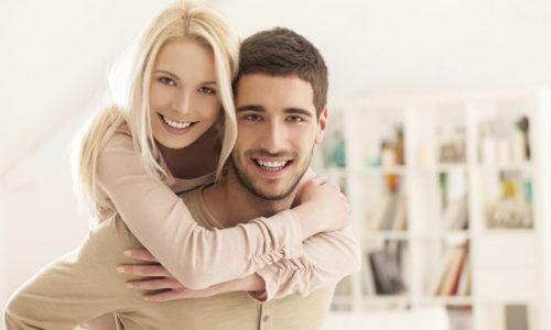326357 Happy Couple