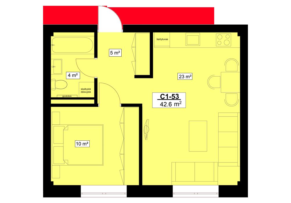 C1 53