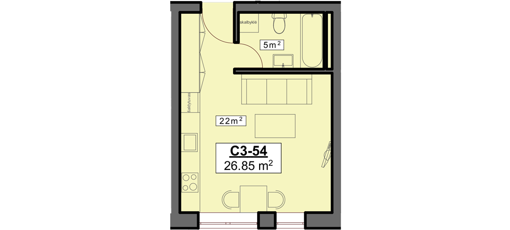 C3 54