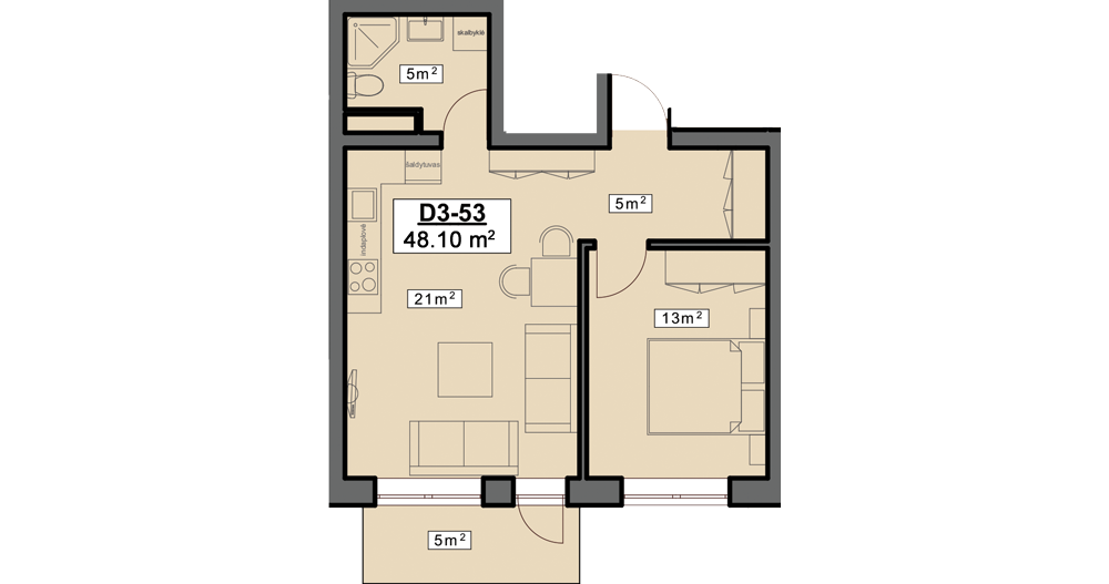 D3 53