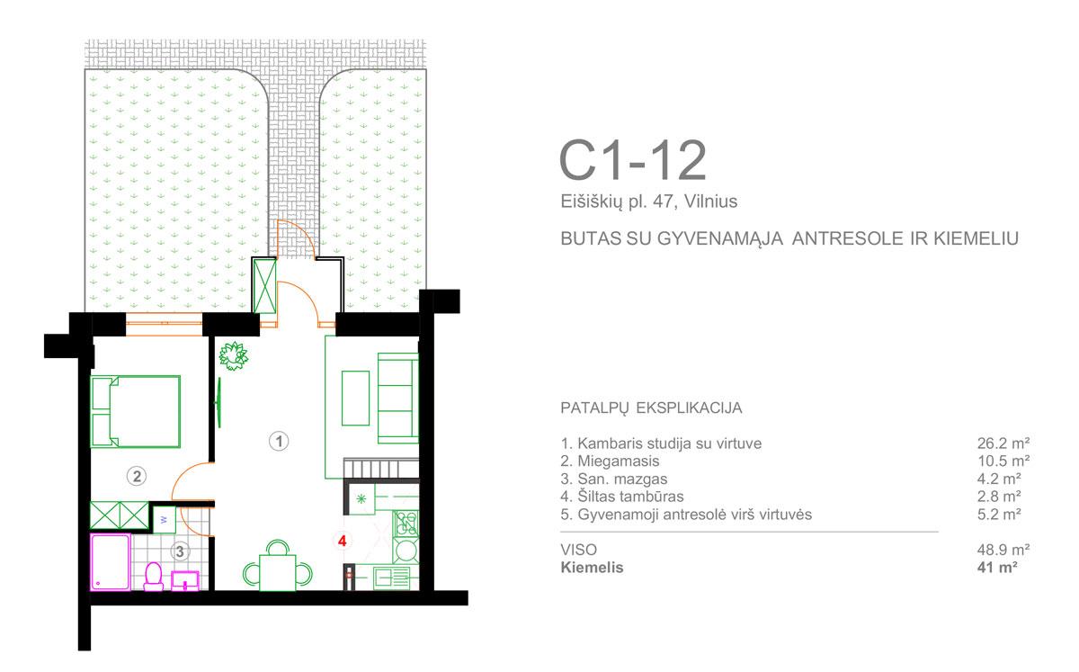 C1 12