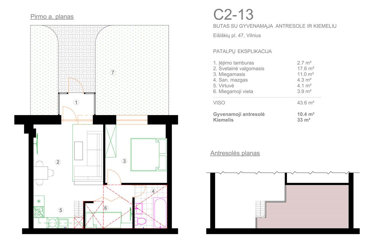 C2 13
