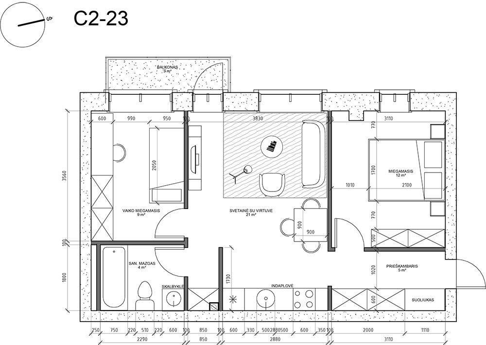 C2 23 Ok1