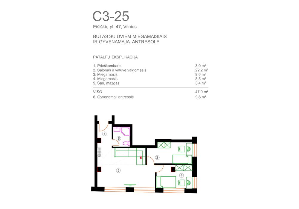 C3 25